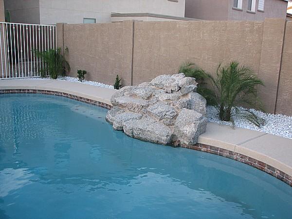 Pool Backwash Pit With Pool Backwash Pit